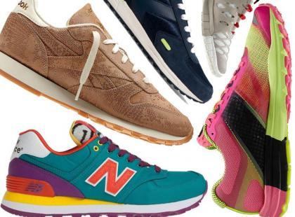 85 par sportowych butów z jesiennych kolekcji