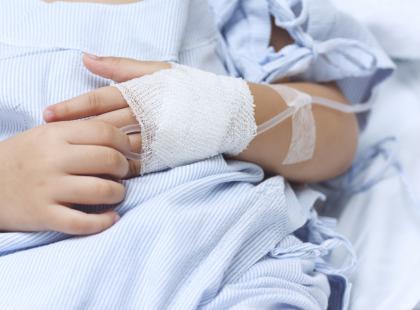 9-latka przykryła brata własnym ciałem. Dzieci zostały zaatakowane przez psy