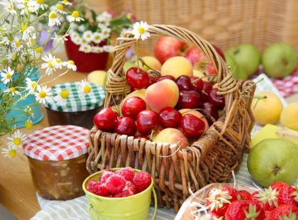 9 najlepszych letnich owoców!