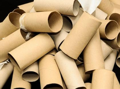 9 nietypowych zastosowań rurek po papierze toaletowym