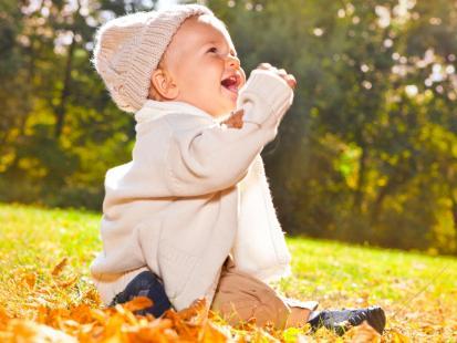 9 reguł wychowania szczęśliwego malucha