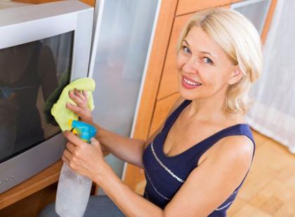 9 sposobów na tanie sprzątanie