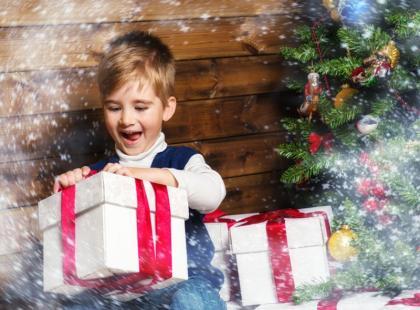 9 zasad kupna prezentu, z którego dziecko będzie zadowolone
