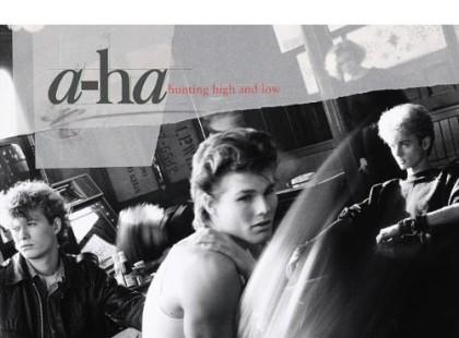 """A-ha """"Hunting High And Low"""""""