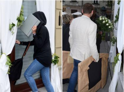 A jednak! Marek Kondrat i Antonina Turnau wzięli ślub