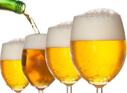A może piwo pomoże...