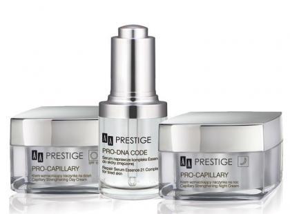 AA Prestige Pro-DNA Code i Pro-Capillary