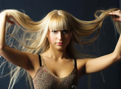 Aby włosy szybciej rosły…