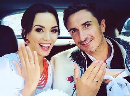 Ach, co to był za ślub! Paulina Krupińska i Sebastian Karpiel-Bułecka pobrali się