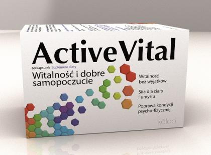 ActiveVital na dobre samopoczucie
