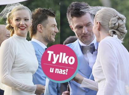 Adam Sztaba wziął ślub z córką Grocholi!