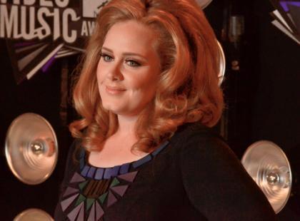 Adele - artystka roku!