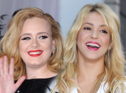 Adele i Shakira zostaną mamami!