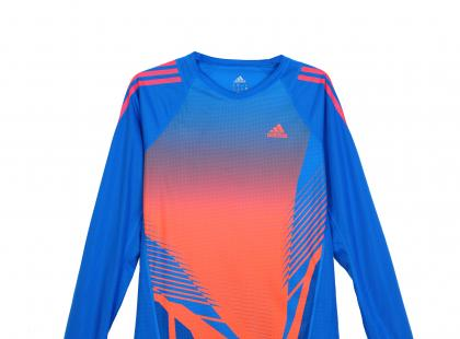 Adidas dla meżczyzn - idealne koszulki na trening