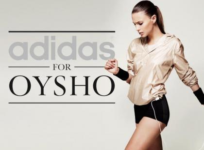 Adidas dla Oysho