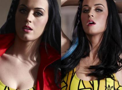 Adidas: Katy Perry is all in