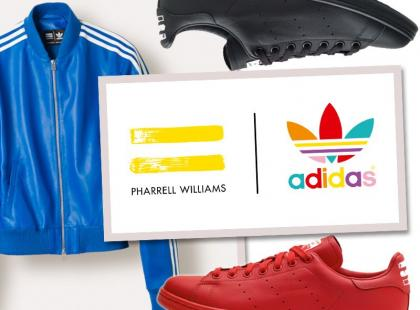 adidas Originals by Pharrell Williams - kolekcja już jest!