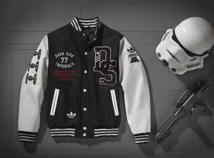 Adidas Originals Star Wars - niech moc będzie z wami !