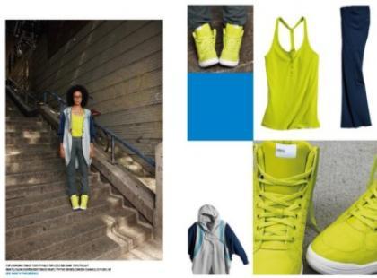 Adidas Originals - stylizacje na wiosnę/lato 2010