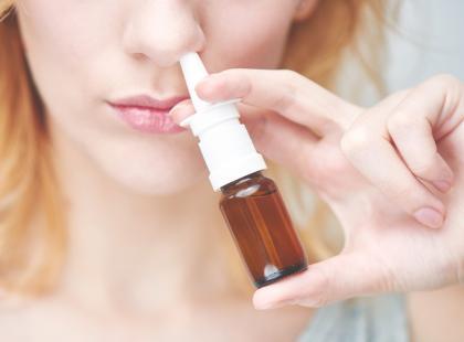 Aerozol do nosa wycofany z obrotu! Czy masz go w domu?