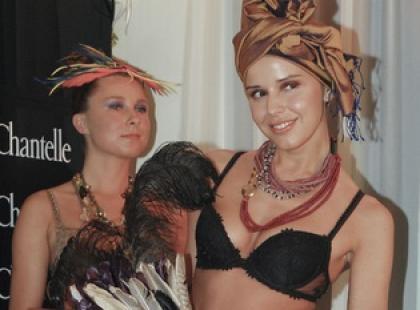 Africa - zmysłowa podróż z Chantelle
