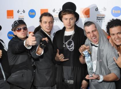 Afromental powalczą o nagrodę MTV EMA 2010
