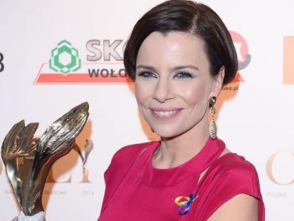Agata Kulesza najlepszą aktorką w Polsce