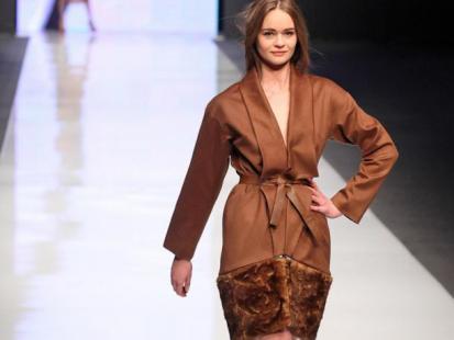 Agata Wojtkiewicz - jesienne okrycia 2011