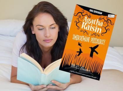 """""""Agatha Rasin i zmordowani piechurzy"""" - książkowa nowość!"""