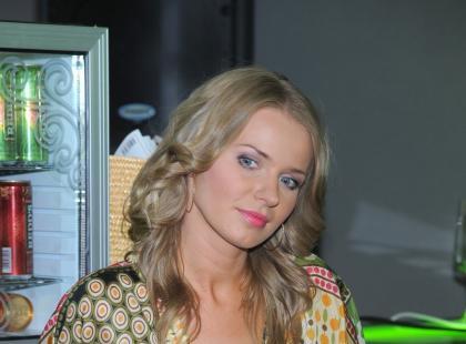 Agnieszka Cegielska - świeżość i blask
