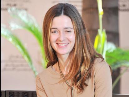 Agnieszka Grochowska na Festiwalu Filmowym w Marakeszu