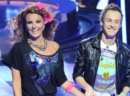 Agnieszka Kylie Włodarczyk i Artur Donovan Chamski