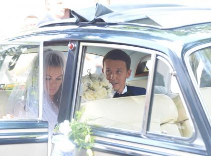 Agnieszka Radwańska wyszła za mąż! Zobaczcie jej sukienkę i poznajcie szczegóły na temat wesela