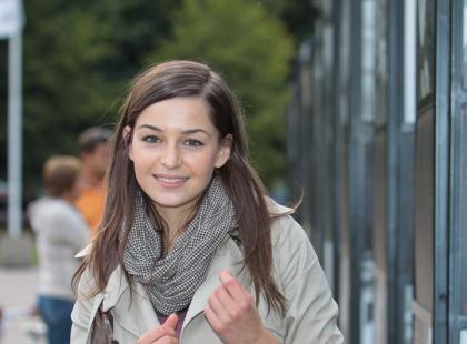Agnieszka Więdłocha - co lubi nosić?
