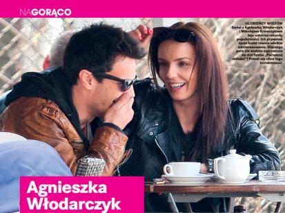 Agnieszka Włodarczyk i Mikołaj Krawczyk chcą odejść z serialu!