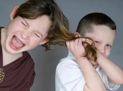 Agresja dzieci wobec naszego dziecka