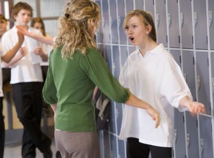 Agresja w szkole