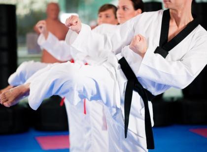 Aikido - sztuka dla kobiet