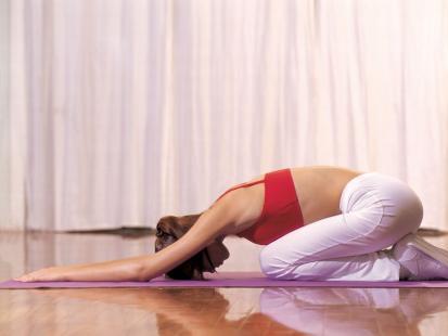 Air joga, czyli ćwicz w powietrzu