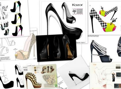 Akcja Kazar Design Projekt w ramach konkursu Fashion Designer Awards