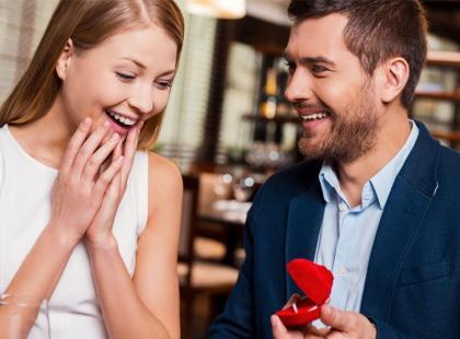 """Akcja Polki.pl: """"Na którym palcu nosi się pierścionek zaręczynowy?"""""""
