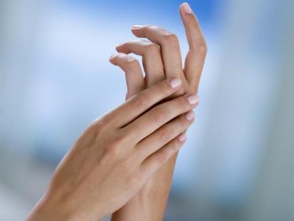 Aksamitne dłonie