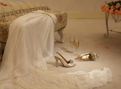 Akt czwarty - czyli noc poślubna
