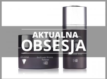 Aktualna obsesja: terapia przeciwzmarszczkowa Bo2Look Therapy MD estetic od marki Arkana