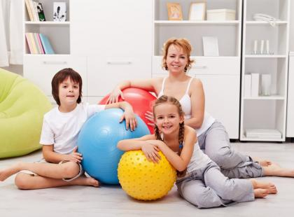 Aktywność rodzinna – wciąż niepopularna?
