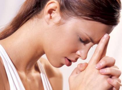 Akupresura: Gdy pęka głowa