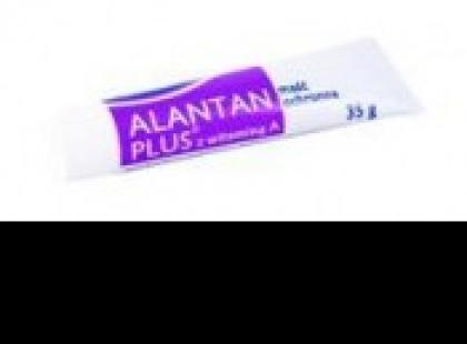 ALANTAN - leczy i pielęgnuje skórę