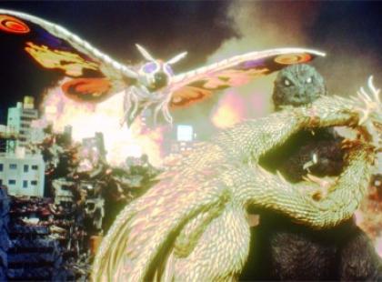 Ale Kino! vs. Godzilla
