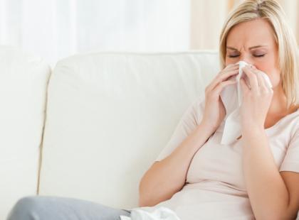 Alergia na plastikowe torby i perfumy