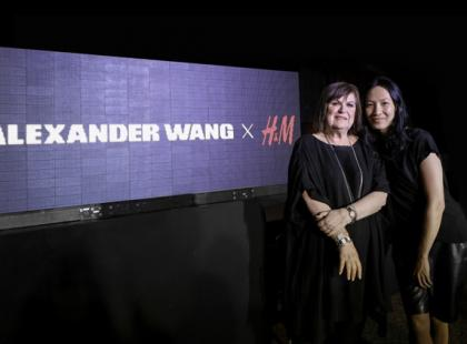 Alexander Wang zaprojektuje dla H&M